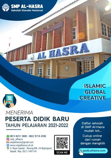 Pembukaan PPDB Al-Hasra